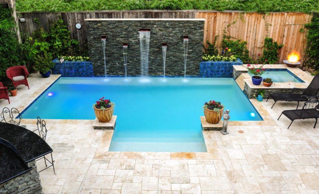 Pool Builder Los Angeles Ca Allstate Pool Spas